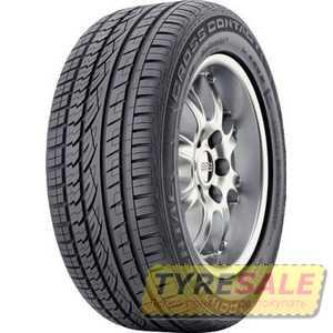 Купить Летняя шина CONTINENTAL ContiCrossContact UHP 275/45R20 110W