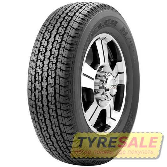 Всесезонная шина BRIDGESTONE Dueler H/T 840 - Интернет магазин шин и дисков по минимальным ценам с доставкой по Украине TyreSale.com.ua