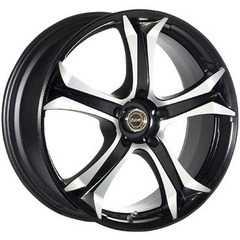 Купить KOSEI RX Black R18 W7.5 PCD5x112 ET47 DIA73.1