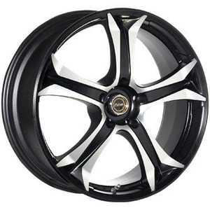 Купить KOSEI RX Black R20 W9 PCD5x112 ET35 DIA73.1