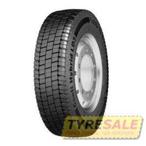 Купить CONTINENTAL Conti Hybrid LD3 205/75(8.25) R17.5 124M