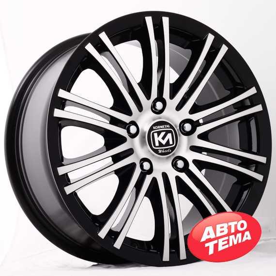 KORMETAL KM 685 BD (5 holes) - Интернет магазин шин и дисков по минимальным ценам с доставкой по Украине TyreSale.com.ua