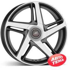 AEZ AirBlade Black matt/polished - Интернет магазин шин и дисков по минимальным ценам с доставкой по Украине TyreSale.com.ua