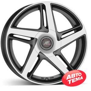 Купить AEZ AirBlade Black matt/polished R17 W8 PCD5x114.3 ET48 DIA71.6