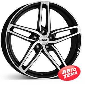 Купить AEZ Genua dark R18 W8 PCD5x112 ET38 DIA57.1