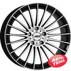 Купить AEZ VALENCIA DARK R17 W7 PCD5x114.3 ET48 DIA71.6