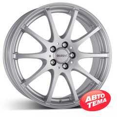 Купить DEZENT V silver R14 W5.5 PCD4x98 ET28 DIA58.1