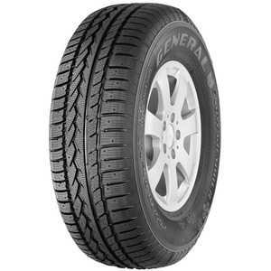 Купить Зимняя шина GENERAL TIRE Snow Grabber 225/70R16 102T