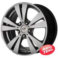 Купить KORMETAL KM 316 BD R16 W7 PCD5x112 ET45 DIA57.1