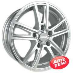 Купить GIANT GT 1046 S4 R16 W7 PCD5x120 ET38 DIA73.1