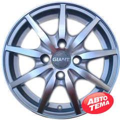 Купить GIANT GT2027 S4 R14 W6 PCD4x100 ET35 DIA67.1