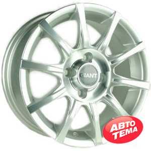 Купить GIANT GT 2031 S4 R15 W6.5 PCD4x100 ET35 DIA67.1
