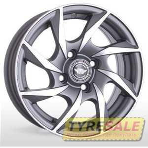 Купить STORM Vento SR184 MG R14 W6 PCD4x98 ET38 DIA58.6