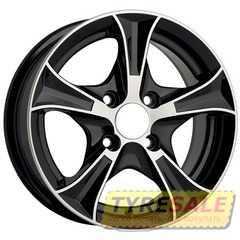 Купить ANGEL Luxury 506 BD R15 W6.5 PCD5x98 ET35 DIA67.1