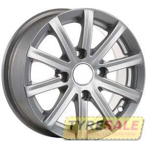 Купить ANGEL Baretta 305 S R13 W5.5 PCD4x108 ET20 DIA72.6