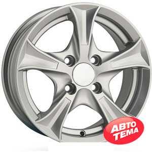 Купить ANGEL Luxury 306 S R13 W5.5 PCD4x100 ET30 DIA67.1