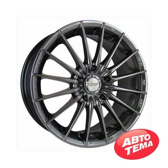 KYOWA RACING KR 212 HPB - Интернет магазин шин и дисков по минимальным ценам с доставкой по Украине TyreSale.com.ua