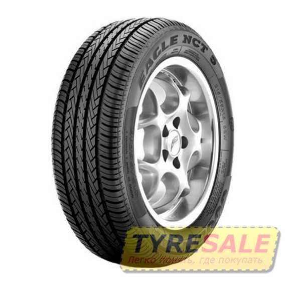 Летняя шина GOODYEAR Eagle NCT5 - Интернет магазин шин и дисков по минимальным ценам с доставкой по Украине TyreSale.com.ua