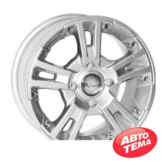 PRIMO A267 Silver - Интернет магазин шин и дисков по минимальным ценам с доставкой по Украине TyreSale.com.ua