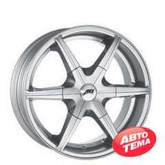 Купить AEZ Luna Silver R15 W6.5 PCD5x108 ET40 DIA70.1