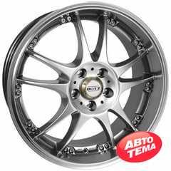 Купить DOTZ Brands Hatch Silver R15 W6.5 PCD5x114.3 ET38 DIA71.6
