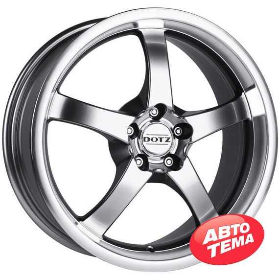 DOTZ Daytona Silver - Интернет магазин шин и дисков по минимальным ценам с доставкой по Украине TyreSale.com.ua
