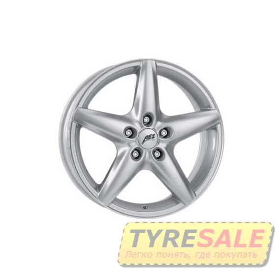 AEZ Raver Silver - Интернет магазин шин и дисков по минимальным ценам с доставкой по Украине TyreSale.com.ua