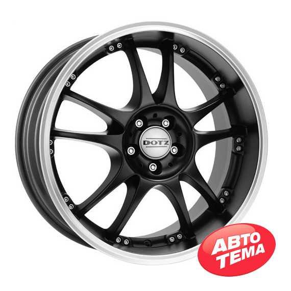 DOTZ Brands Hatch Dark Black - Интернет магазин шин и дисков по минимальным ценам с доставкой по Украине TyreSale.com.ua