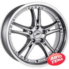 Купить AEZ Ares Silver R18 W8.5 PCD5x112 ET35 DIA70.1
