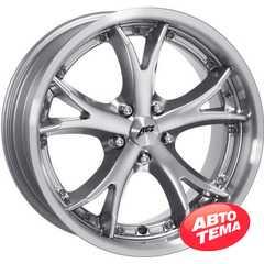 AEZ Zeus Silver - Интернет магазин шин и дисков по минимальным ценам с доставкой по Украине TyreSale.com.ua