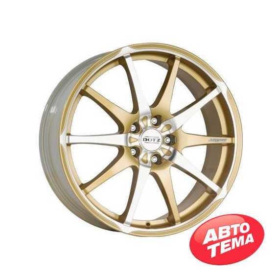 DOTZ Shuriken Gold - Интернет магазин шин и дисков по минимальным ценам с доставкой по Украине TyreSale.com.ua
