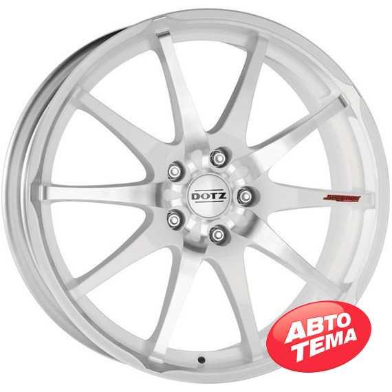 DOTZ Shuriken White - Интернет магазин шин и дисков по минимальным ценам с доставкой по Украине TyreSale.com.ua