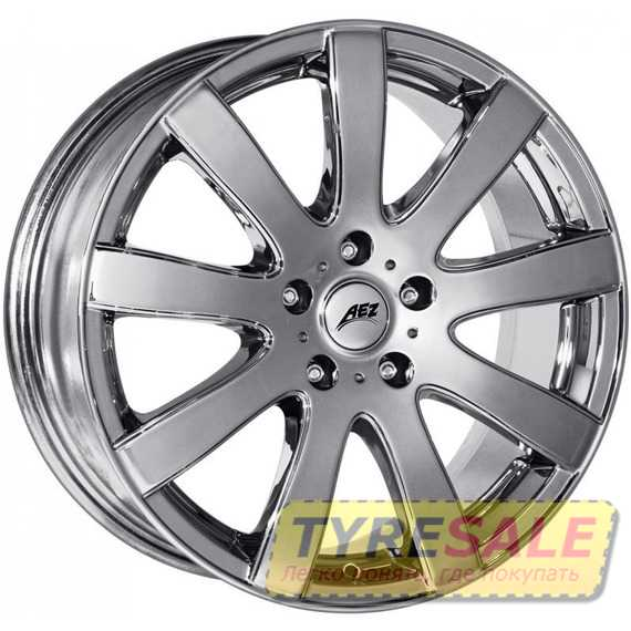 AEZ Mita Silver - Интернет магазин шин и дисков по минимальным ценам с доставкой по Украине TyreSale.com.ua