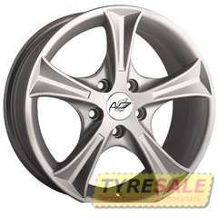 Купить ANGEL Luxury 706 S R17 W7.5 PCD5x114.3 ET40 DIA67.1