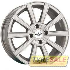 Купить ANGEL Mirage 610 S R16 W7 PCD5x110 ET38 DIA65.1