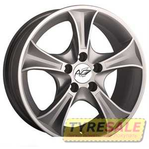 Купить ANGEL Luxury 606 SD R16 W7 PCD5x114.3 ET38 DIA67.1
