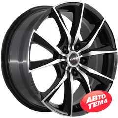 Купить RW (RACING WHEELS) H712 BKF/P R16 W7 PCD5x114.3 ET45 DIA67.1