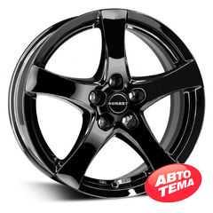 Купить BORBET F Glossy Black R16 W6.5 PCD5x112 ET38 DIA72.6