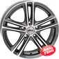 Купить RS WHEELS Wheels Classic 5163TL MG R16 W6.5 PCD5x108 ET40 DIA63.4