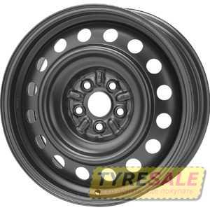 Купить ALST (KFZ) 9955 Black R16 W6.5 PCD5x100 ET45 DIA54.1