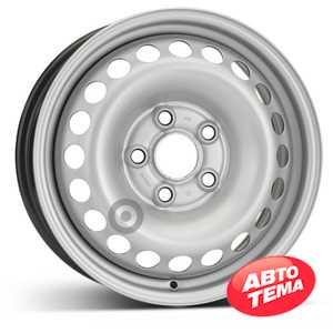 Купить ALST (KFZ) 8950 Silver R15 W6 PCD4x100 ET35 DIA57.1