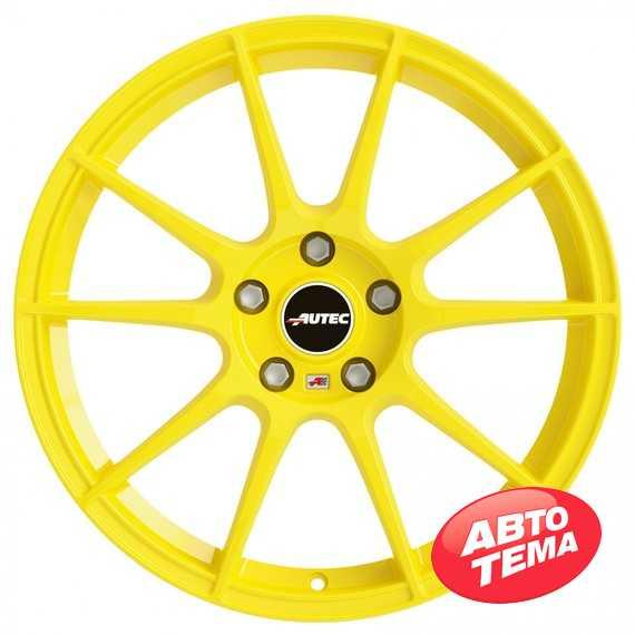 AUTEC Wizard Atomic Yellow - Интернет магазин шин и дисков по минимальным ценам с доставкой по Украине TyreSale.com.ua