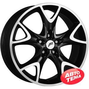 Купить AEZ Phoenix Black R18 W8.5 PCD5x120 ET48 DIA65.1
