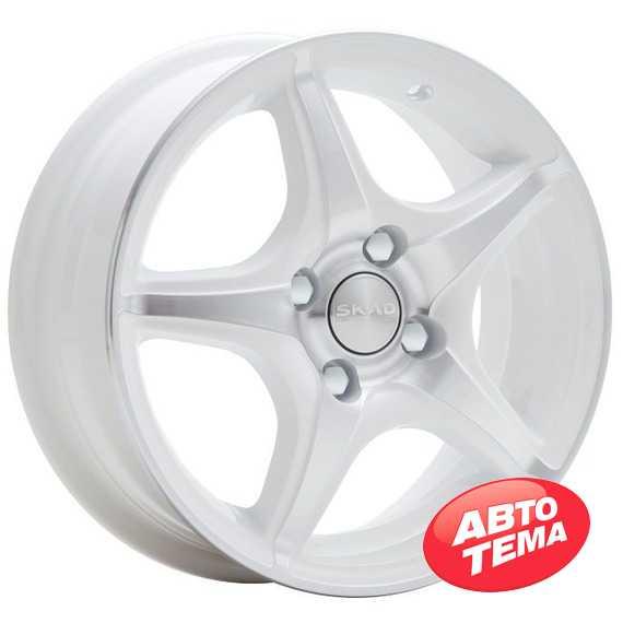 СКАД ФОРТУНА алмаз белый - Интернет магазин шин и дисков по минимальным ценам с доставкой по Украине TyreSale.com.ua