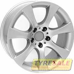 WSP ITALY W637 ELETTA BMW SILVER - Интернет магазин шин и дисков по минимальным ценам с доставкой по Украине TyreSale.com.ua