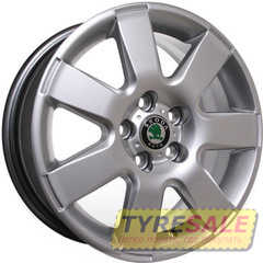Купить STORM YQR-153 HS R15 W6 PCD5x100 ET43 DIA57.1