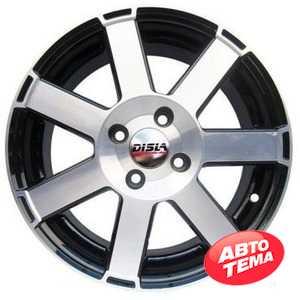 Купить DISLA HORNET 601 BD R16 W7 PCD5x108 ET38 DIA67.1