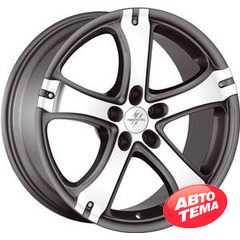 FONDMETAL 7500 Titanium Polished! - Интернет магазин шин и дисков по минимальным ценам с доставкой по Украине TyreSale.com.ua