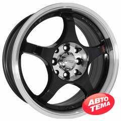 KYOWA RACING KR-316 BKL - Интернет магазин шин и дисков по минимальным ценам с доставкой по Украине TyreSale.com.ua