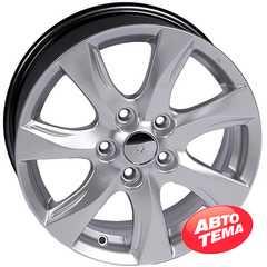 Купить STORM ZR F4277 HS R16 W6.5 PCD5x114.3 ET50 DIA67.1